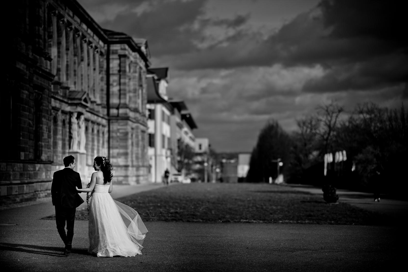 Brautpaar in Kassel