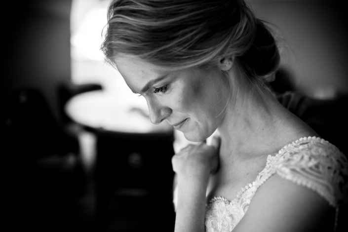 Braut in Dagobertshausen Hochzeitsfotografie