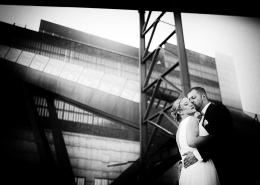 Zeche Zollverein, Hochzeitsfotografie, Essen, hochzeit, braut, Bräutigam