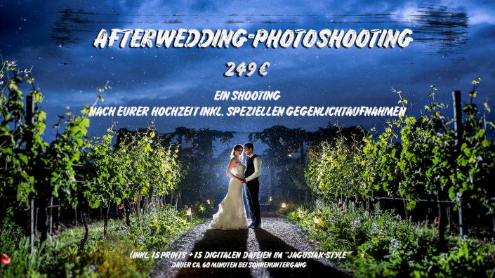 Gutschein Fotografie Afterwedding Shooting Kassel